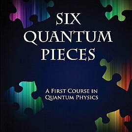 Six Quantum Pieces cover