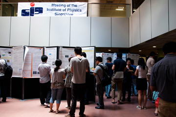 The Institute of Physics Singapore Meeting 2012.